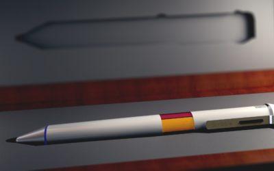 Scribble : ce stylo peut reproduire 16 millions de couleurs de votre choix