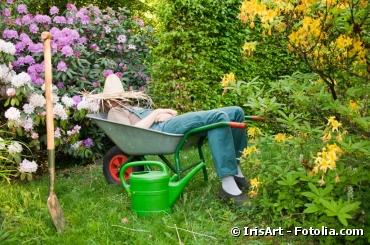 Jardins d'entreprises: se mettre au vert sur son lieu de travail