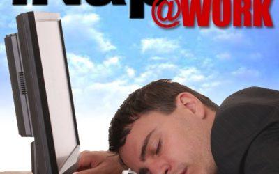 iNap@Work…une application pour dormir au travail en toute discrétion