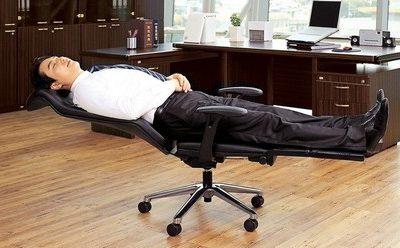 Quelle chaise choisir pour son dos?