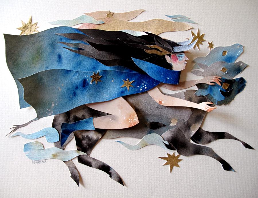 Paper Art par Morgana Wallace