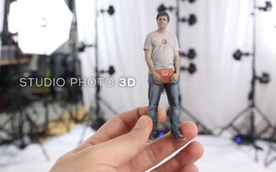 On a testé pour vous: se faire scanner en 3D