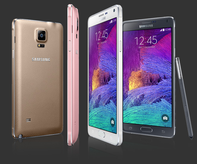 Test : Samsung Galaxy Note 4
