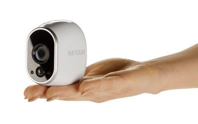 Arlo la caméra connectée de Netgear