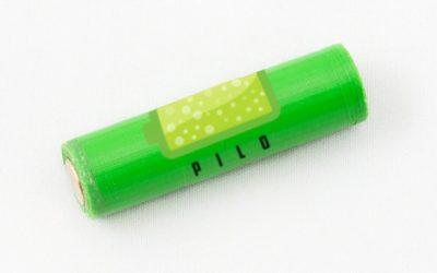 Pilo : la pile qui se recharge en la secouant !