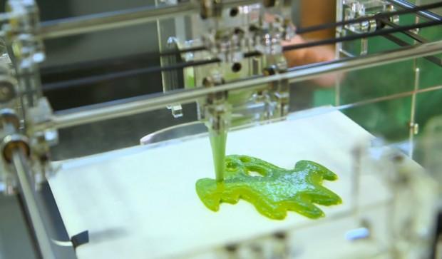 Imprimantes 3D : bienvenue dans la post-food