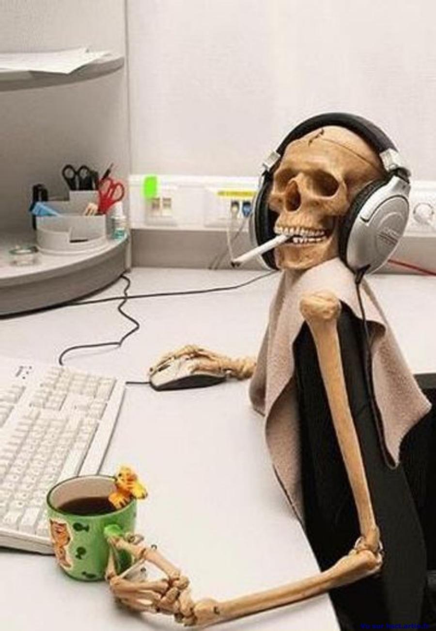 Travail sur écran et qualité de vie au bureau