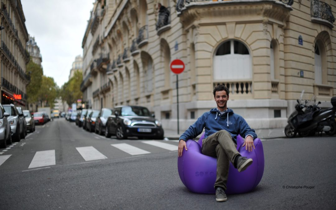 Portrait de Ludovic Michetti – Fondateur de UNC PRO