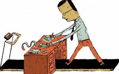 Le walking desk: le nouveau concept tout droit venu des Etats-Unis
