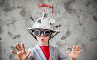Réalité virtuelle: immersion futuriste