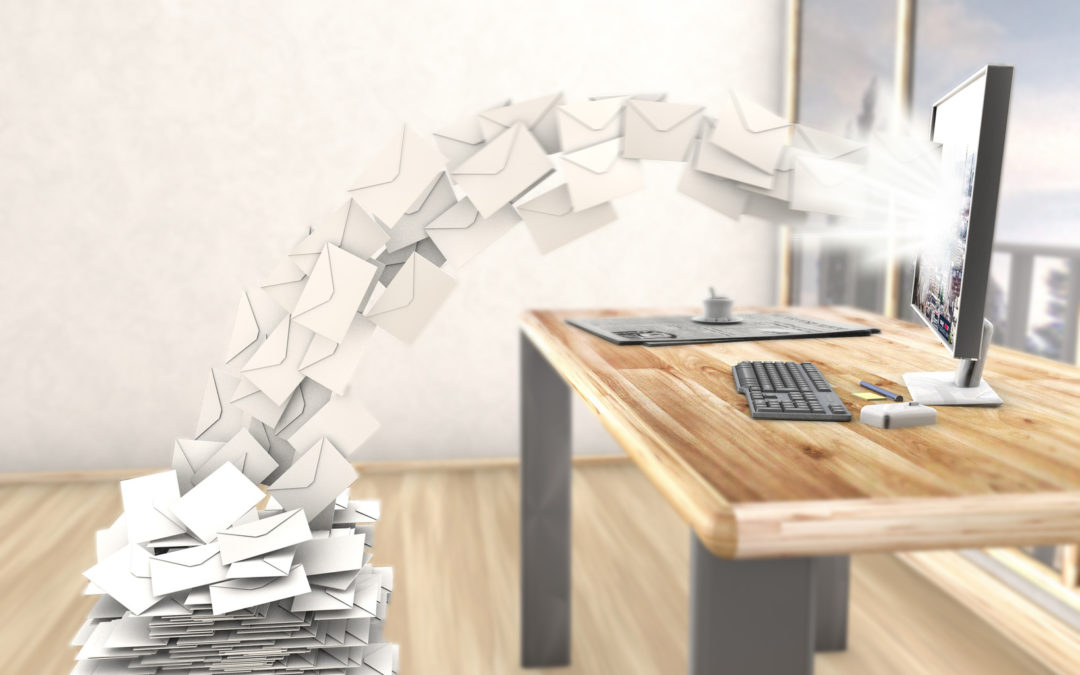 L'angoisse de la boîte mail…