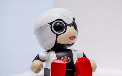Kirobo mini : votre nouveau meilleur ami