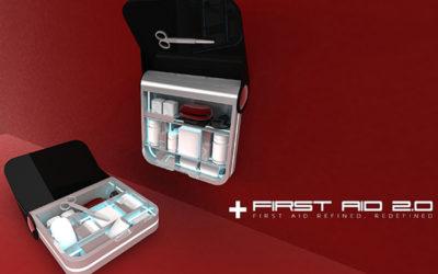First Aid 2.0 : la boîte à pharmacie du futur