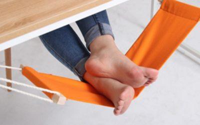 Hamac pour pieds : 5 preuves qu'il est indispensable