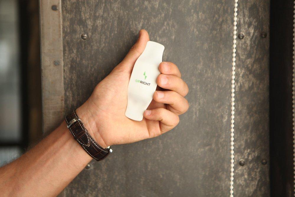 L'objet connecté qui prend soin de votre dos