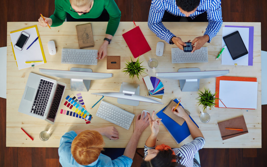 8 actions à entreprendre pour un environnement de travail performant