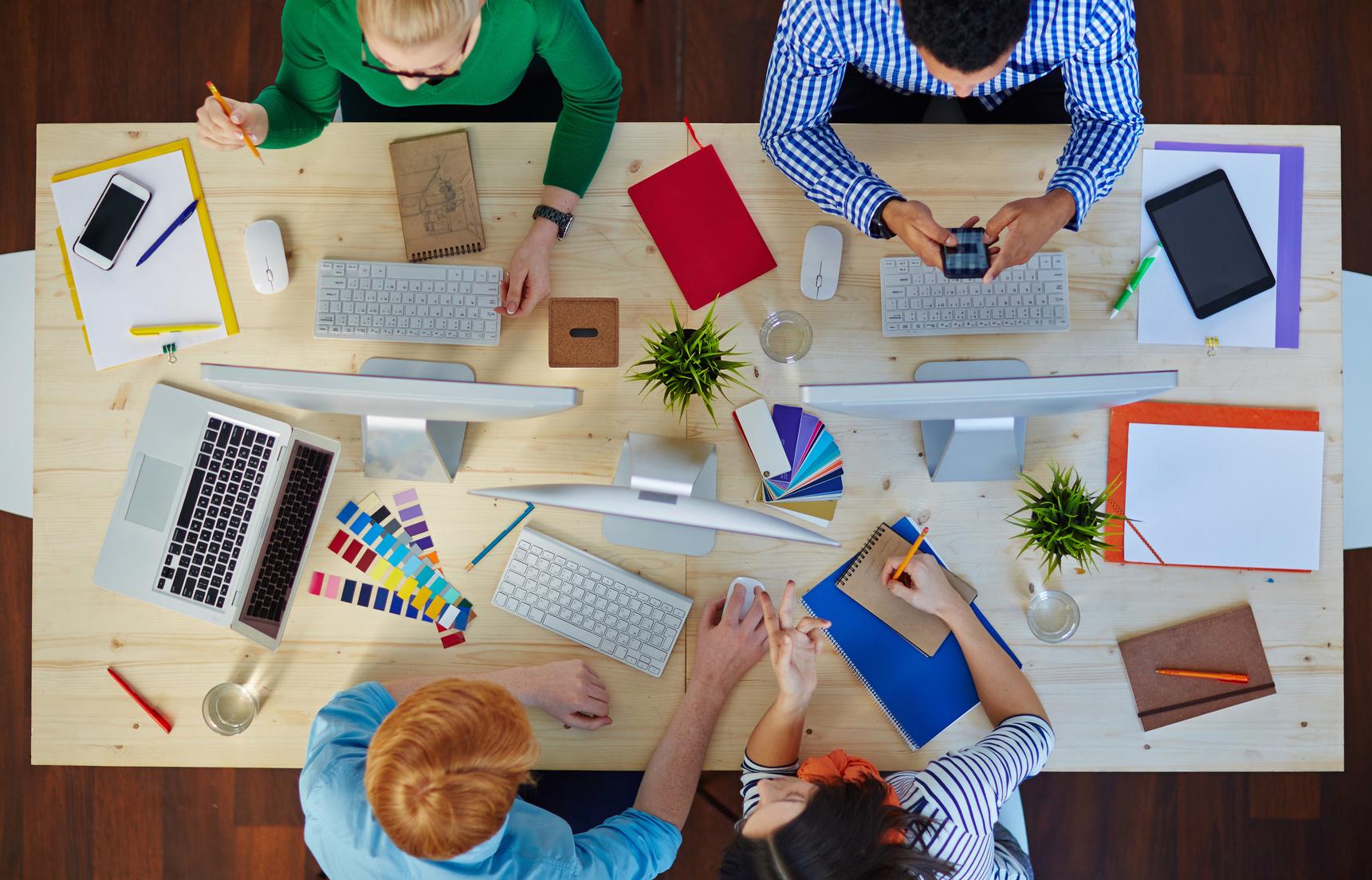 4 conseils pour aménager les locaux de sa start-up
