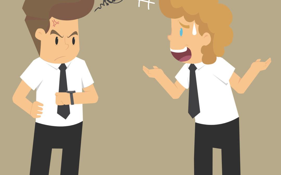 Top 10 des pires excuses pour ne pas aller au travail
