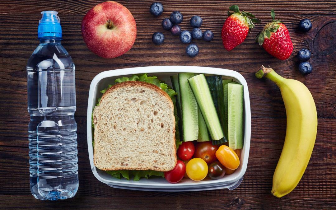 8 recettes pour une lunch-box savoureuse
