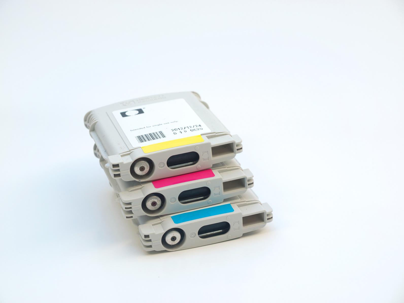 Transformez la pollution en encre à imprimante
