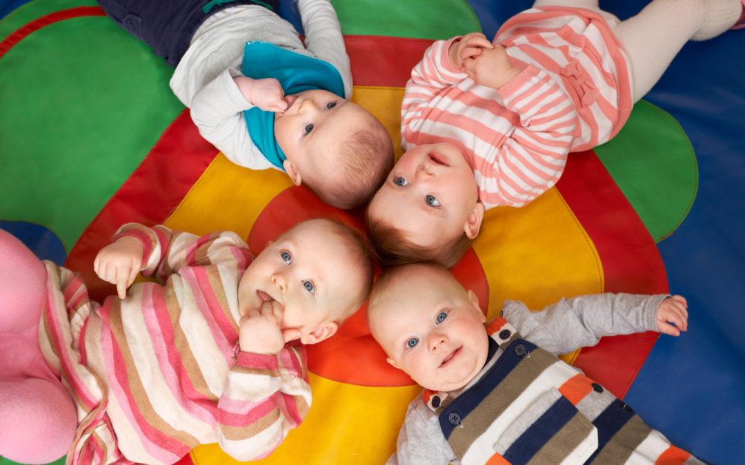 Déposez bébé… au travail !