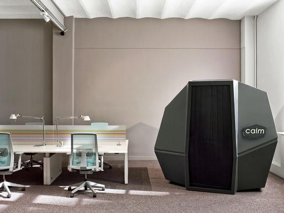 CalmSpace, pour une sieste au bureau