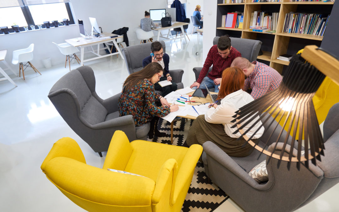 Facebook, Google, Airbnb… jobs rêvés ?