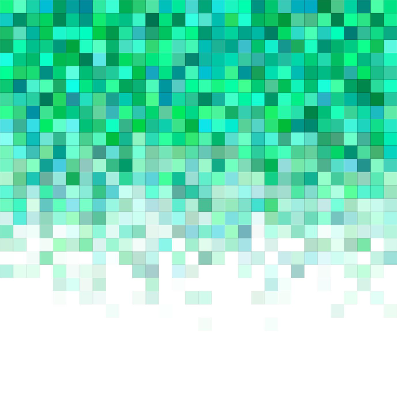Pixelnotes Wallpaper La décoration pixel
