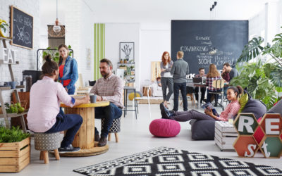 Un espace de travail bien aménagé favorise le bien-être