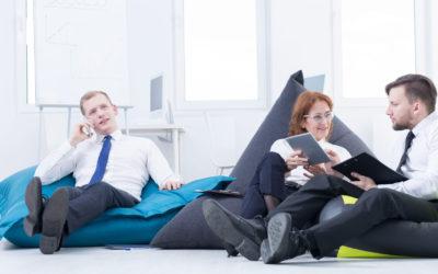 espace de relaxation pour faire diminuer le stress au travail