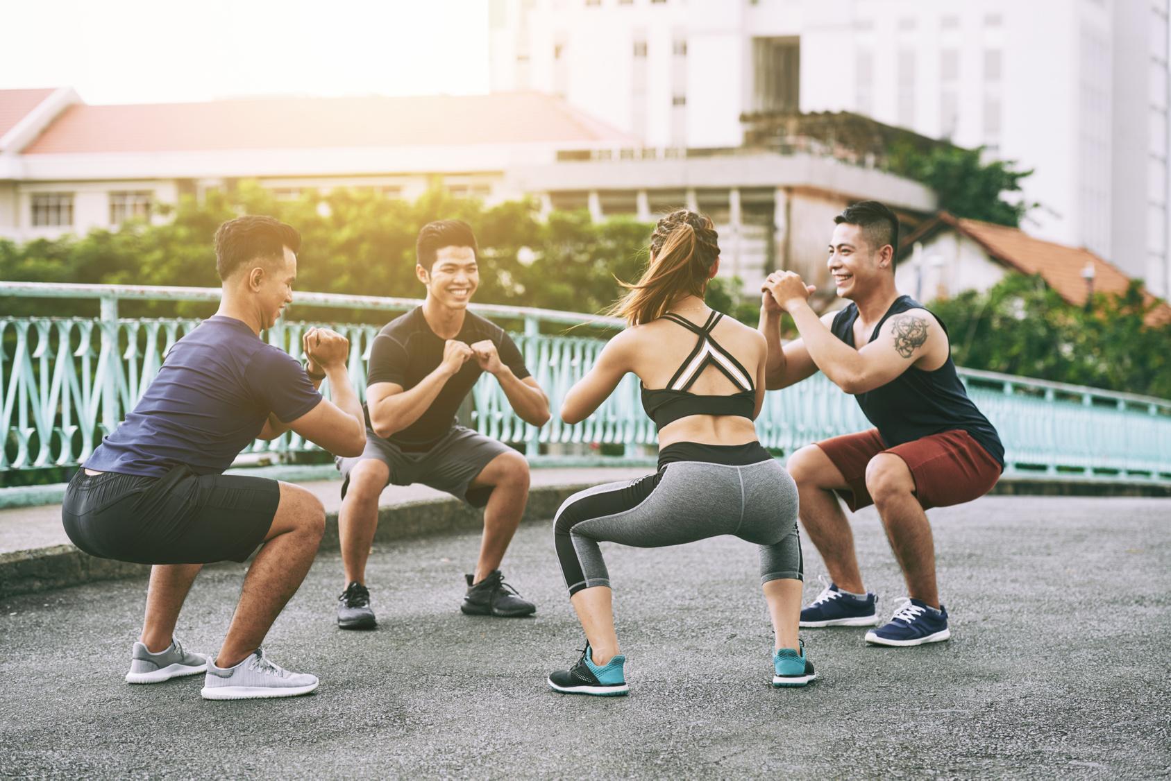 Comment Faire bouger ses collègues grâce au sport connecté en entreprise