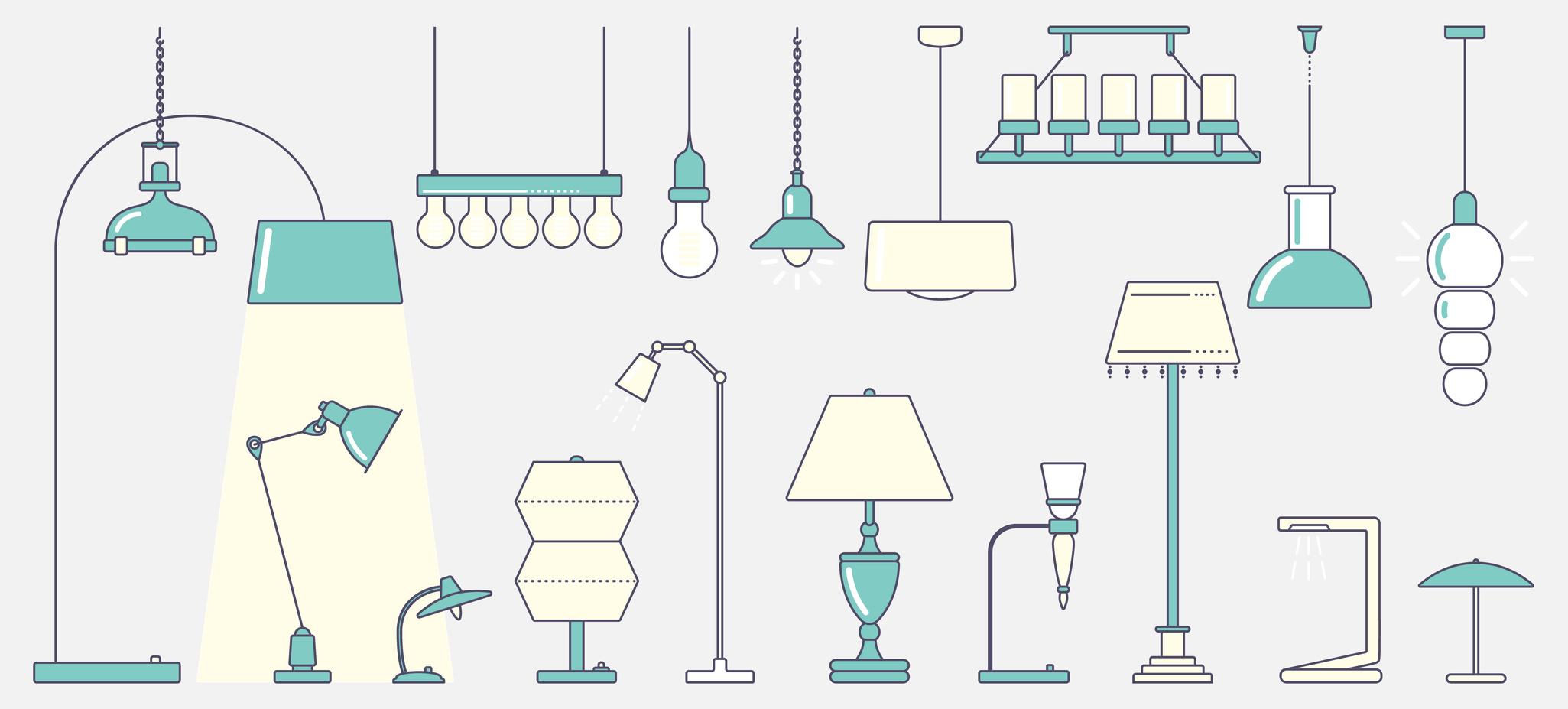 Pour avoir les idées claires, choisissez bien votre éclairage