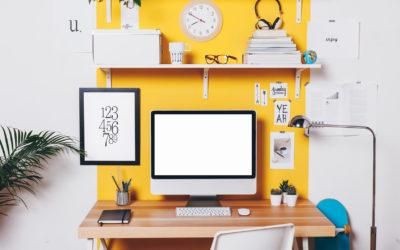 Adieu tristesse : astuces pour décorer votre bureau