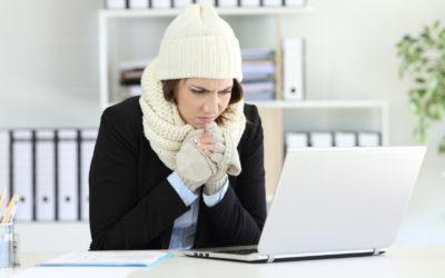 Le froid et la productivité, une relation compliquée